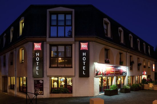 Ibis Lourdes : Hotel
