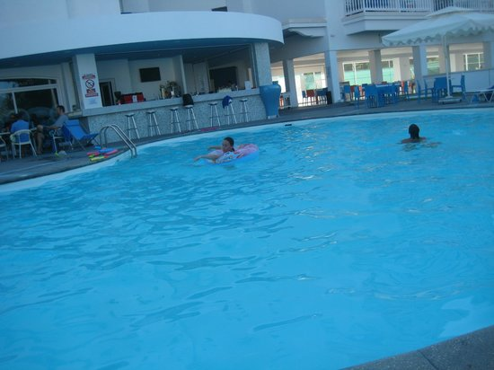TSANotel: бассейн