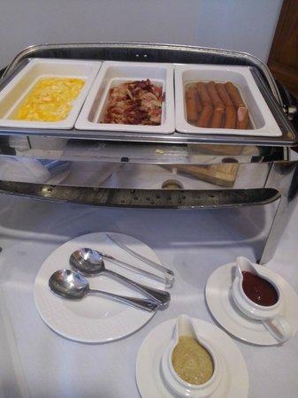 Grand Sal Hotel : Colazione