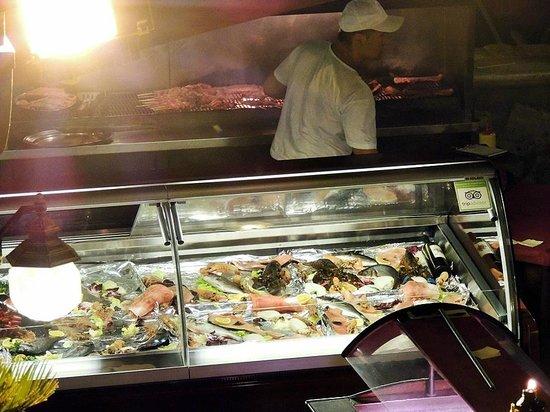 Skipper: Il banco di pesce e della carne. La grigliata con lo chef.
