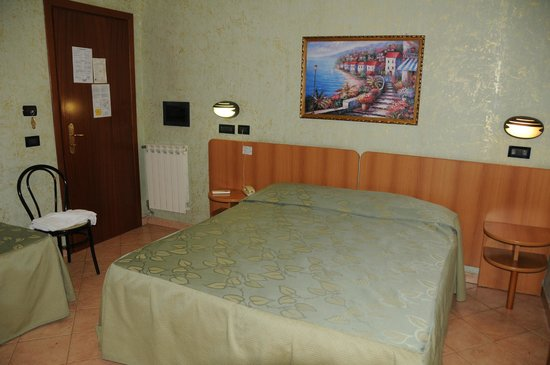 Hotel Ferrarese: Room