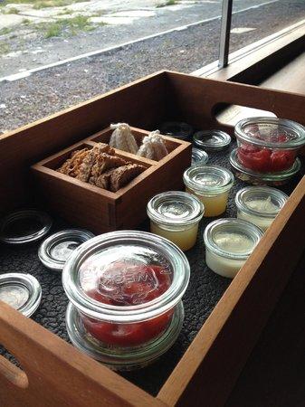 Inis Meain Restaurant & Suites: Breakfast