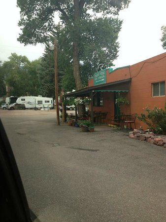 Pikes Peak RV Park & Campground: Pikes Peak RV Office