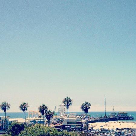 Hostelling International - Los Angeles/Santa Monica: Santa Monica Pier