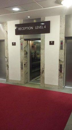 Scandic Kungsgatan: lifts
