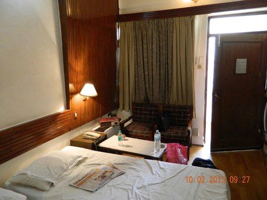 Hotel Samrat: Inside Room 101
