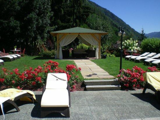 Hotel Salvadori: piscina esterna