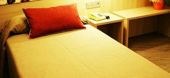 Dormir bien en Hotel Ginebra
