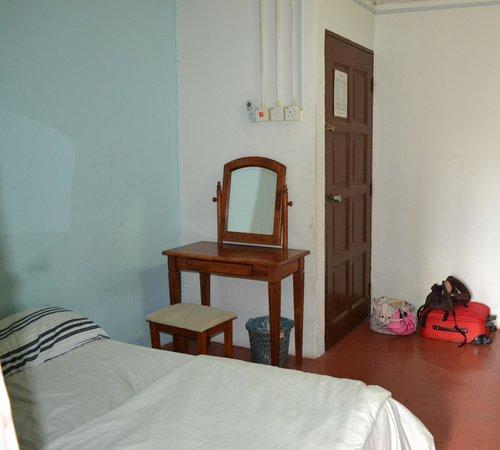 Samudera Backpacker's Hostel: Chambre double