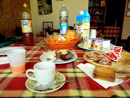 B&B Fiorello: La colazione