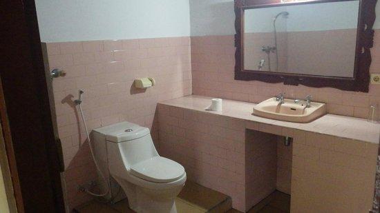 Gerebig Bungalows: Salle de bain