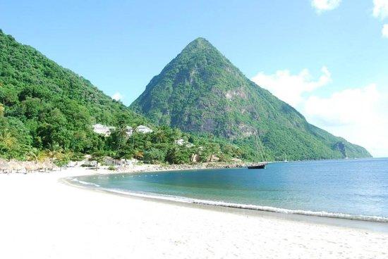 Fond Doux Plantation & Resort: Sugar Beach