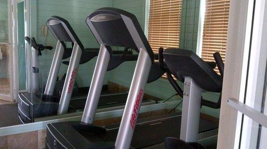 BEST WESTERN PLUS Langley Inn : Gym