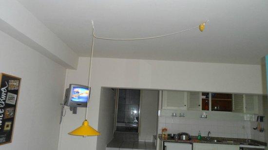 Villa Iokasti: cucina