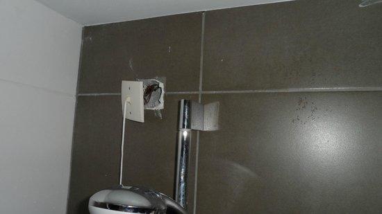 Villa Iokasti : filo doccia