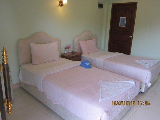 Samui Ton Rak Residence: Bedroom