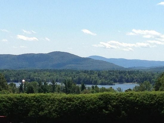 Tanglewood: Spectacular views of the Berkshires.