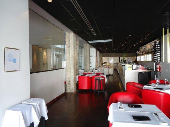 Hotel Vitrum : Restaurante
