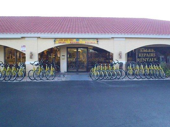 Island Bike Shop- Marco Island