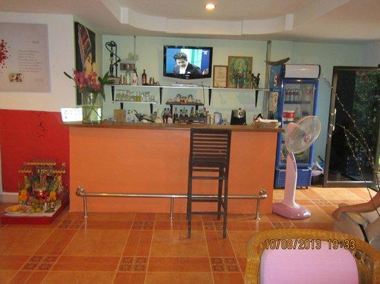 Samui Ton Rak Residence : Reception