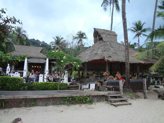 Nature Beach Resort Koh Chang: restaurant