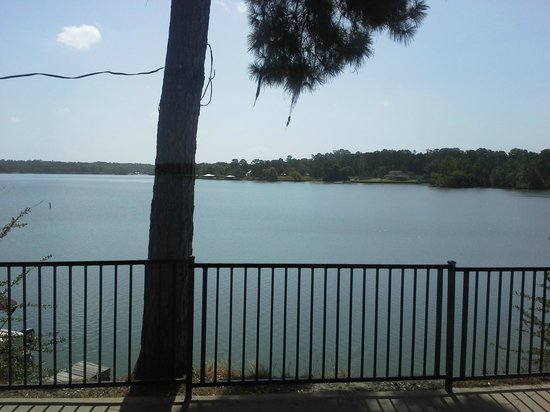 Bethy Creek Resort: View from our room