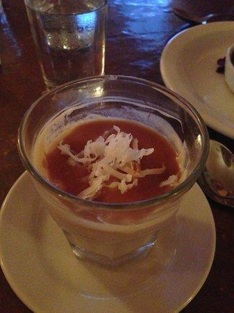 Allium Restaurant and Wine Bar: To die for desert