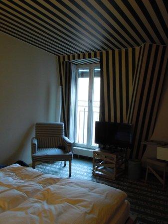 Bleibtreu Hotel: Habitación doble