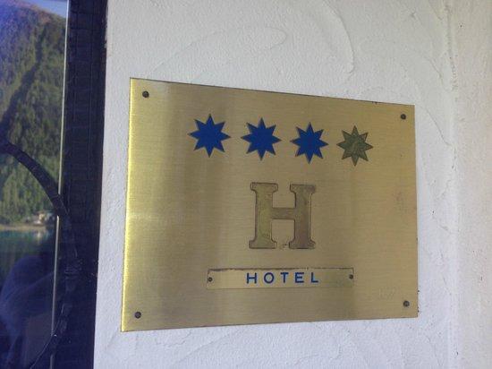 Hotel Vernagt Am See: Was jetzt? Bezahlte und angepriesene 4 * oder nur 3 * ?