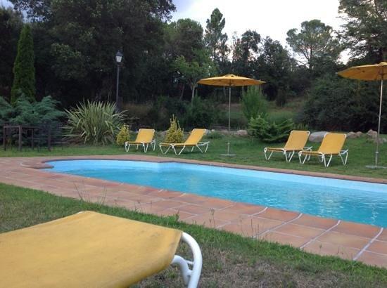Hotel Mas Vilalonga Petit: piscina