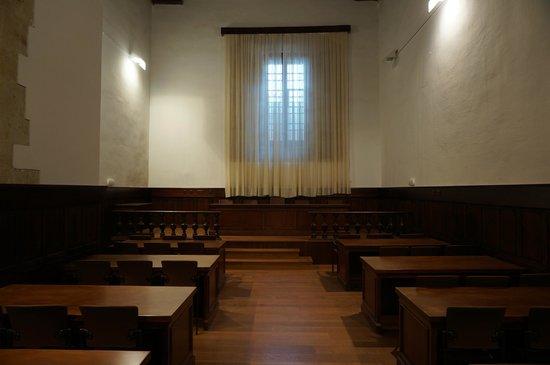 Universidad de Salamanca: Aula