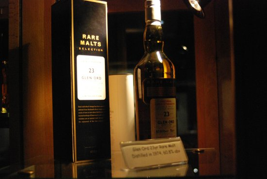 Glen Ord Distillery: One of Glen Ords special malts