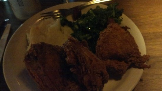 Sidecar : Fried Chicken - amazing!