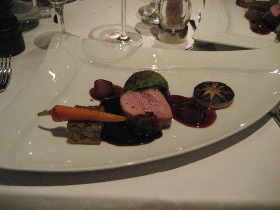 Lowen & Strauss: Gourmet-Menü Milchkalb