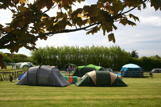 West fleet holiday farm campsite weymouth campground - Weymouth campsites with swimming pool ...