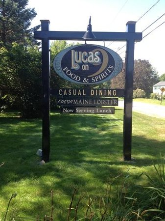 Lucas On 9: Great food and atmosphere