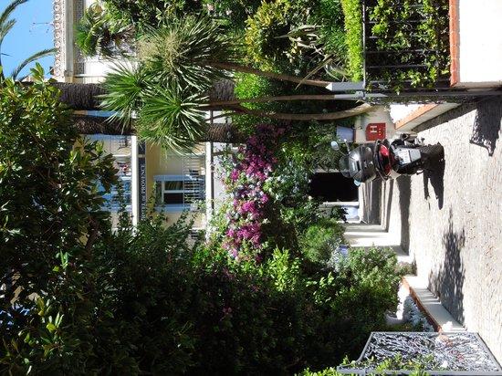 Hotel de Provence: The hotel