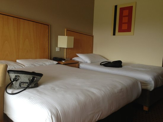 Maldron Hotel Wexford: bedroom
