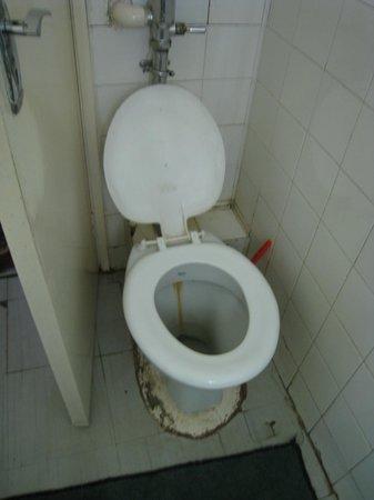 Tea Hotel, Kericho: toilet