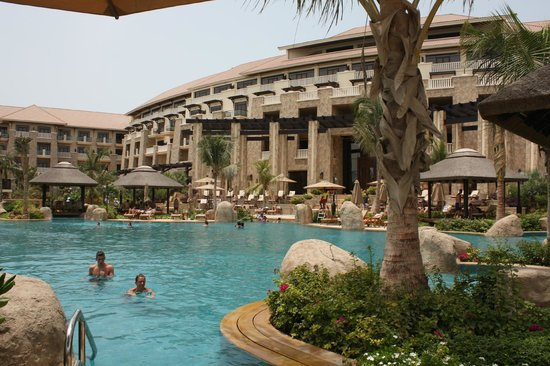 Pool Picture Of Sofitel Dubai The Palm Resort Amp Spa