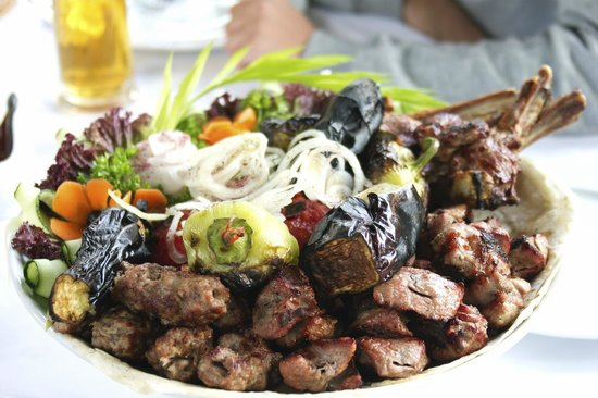 Mediterranean food by delicacy catering picture of for About mediterranean cuisine