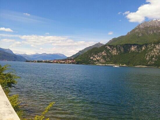 Avalon La Locanda Del Re: vista lago