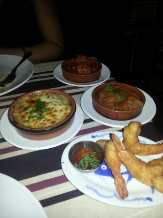 Malaga Tapas: Tapa delights