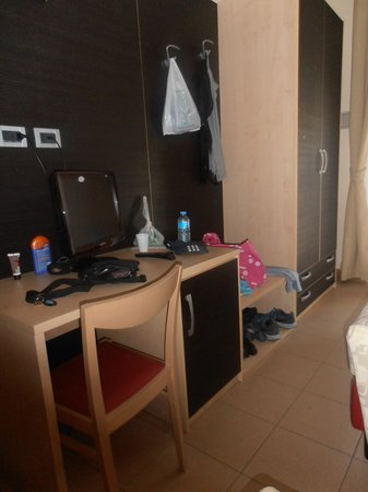Hotel Arno: La nostra camera