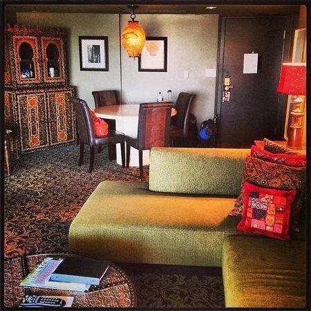 Hotel ZaZa Houston : Casablanca Suite