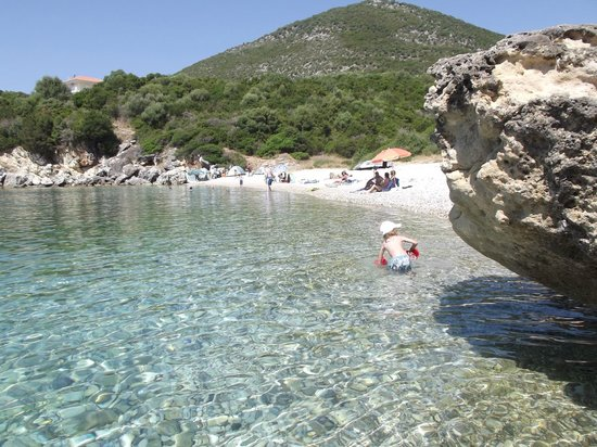 Antonio's Guest House: One of the beaches nearby