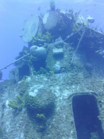MV Captain Keith Tibbetts : wreck