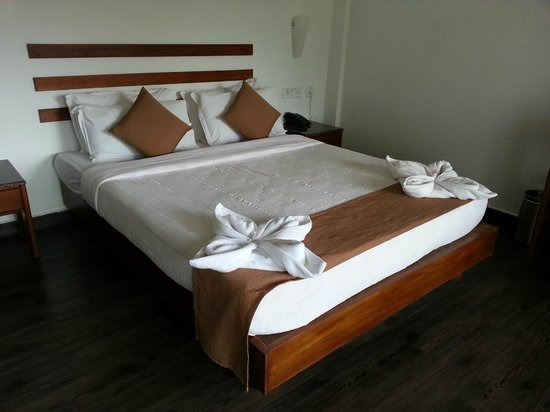 The Wind Munnar: bed