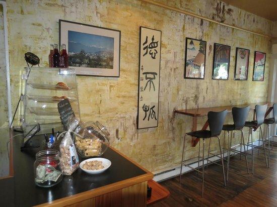 Matsumoto Joe Cafe: pretty inside