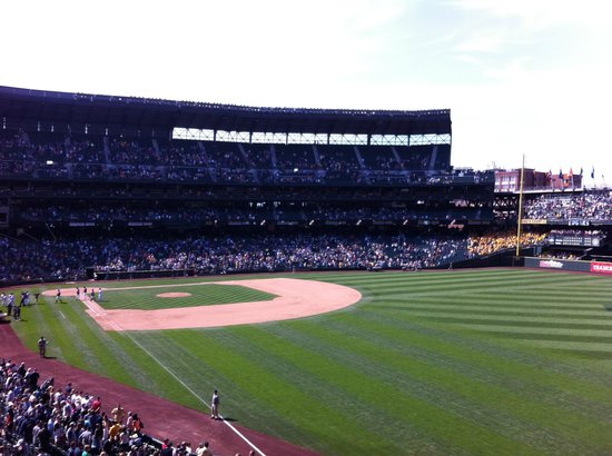 Seattle Mariner Baseball